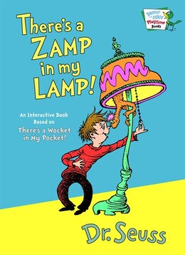 Book There's a Zamp in My Lamp by Seuss