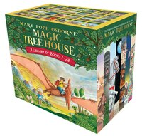 Magic Tree House Books 1-28 Boxed Set