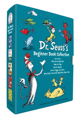 Book Dr. Seuss's  Beginner Book Collection by Seuss