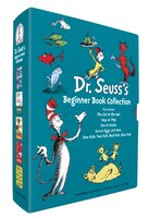 Dr. Seuss's  Beginner Book Collection: The Cat In The Hat; One Fish Two Fish Red Fish Blue Fish…