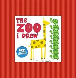 Book The Zoo I Drew by Todd H. Doodler