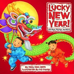 Book Lucky New Year! by Mary Man-kong