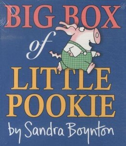 Book Big Box Of Little Pookie by Sandra Boynton