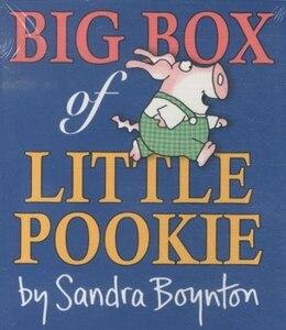 Book Big Box Of Little Pookie by Sandra Boynton