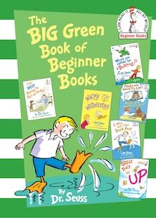 The Big Green Book Of Beginner Books