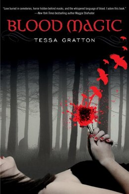 Book Blood Magic by Tessa Gratton