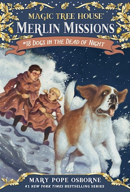 Book Dogs In The Dead Of Night by Mary Pope Osborne