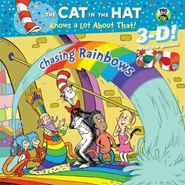 Book Chasing Rainbows (dr. Seuss/cat In The Hat) by Tish Rabe