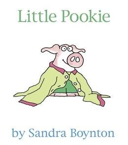 Book Little Pookie by Sandra Boynton
