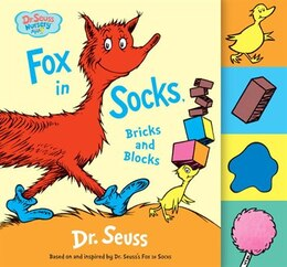 Book Fox In Socks, Bricks And Blocks by Dr. Seuss
