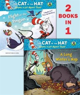 Book A Long Winter's Nap/flight Of The Penguin (dr. Seuss/cat In The Hat) by Tish Rabe
