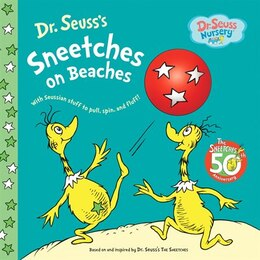 Book Sneetches On Beaches by Seuss