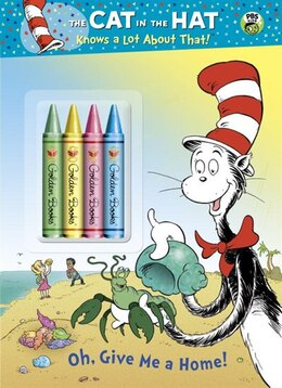 Book Oh, Give Me A Home! (dr. Seuss/cat In The Hat) by Tish Rabe