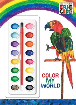 Book Color My World (The World of Eric Carle) by Eric Carle