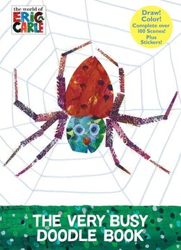 Book The Very Busy Doodle Book (the World Of Eric Carle) by Eric Carle