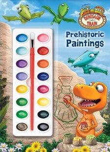 Prehistoric Paintings (dinosaur Train)
