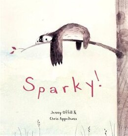 Book Sparky! by Jenny Offill