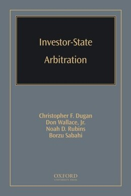 Book Investor-state Arbitration by Christopher Dugan