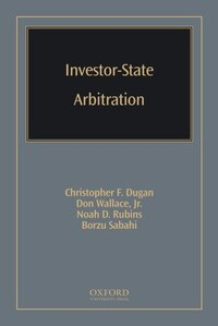 Investor-state Arbitration