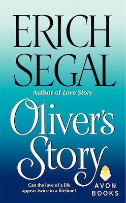 Book Oliver's Story by Erich Segal
