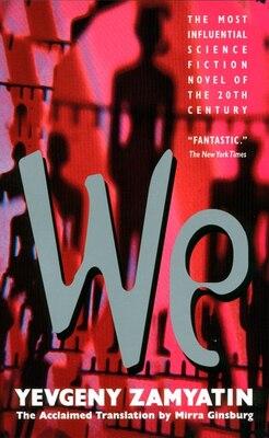 Book We by Yevgeny Zamyatin