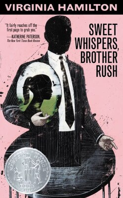 Book Sweet Whispers, Brother Rush by Virginia Hamilton