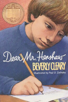Book Dear Mr. Henshaw by Beverly Cleary