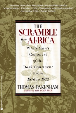 Book Scramble For Africa... by Thomas Pakenham