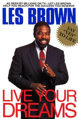 Book Live Your Dreams by Les Brown