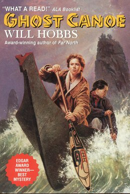 Book Ghost Canoe by Will Hobbs
