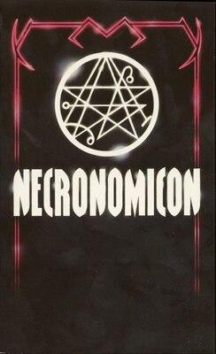 Book The Necronomicon by Edward Simon