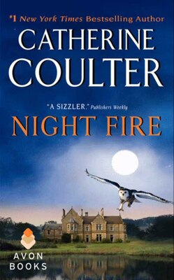 Book Night Fire by Catherine Coulter
