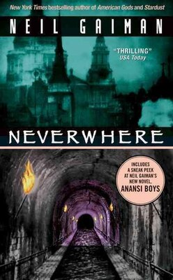 Book Neverwhere by Neil Gaiman
