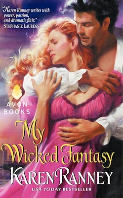 Book My Wicked Fantasy by Karen Ranney