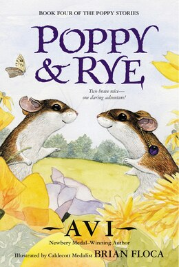 Book Poppy And Rye by HarperCollins Avi