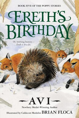 Book Ereth's Birthday: Tales from Dimwood Forest by HarperCollins Avi