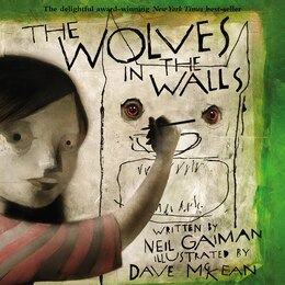 Book The Wolves In The Walls by Neil Gaiman
