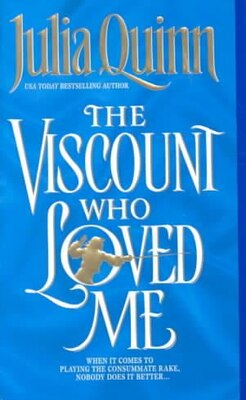 Book Viscount Who Loved Me by Julia Quinn