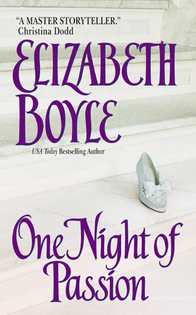 One Night Of Passion by Elizabeth Boyle