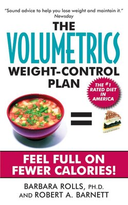 Book The Volumetrics Weight-control Plan by Barbara, PhD Rolls