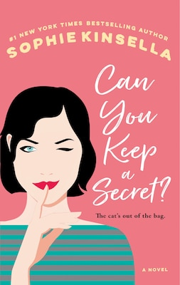 Book Can You Keep A Secret?: A Novel by Sophie Kinsella
