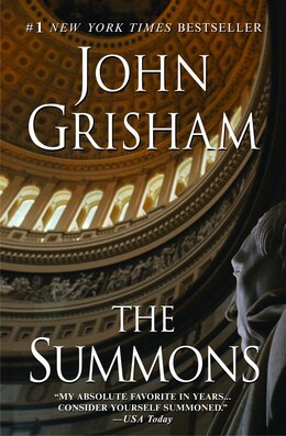 Book The Summons by John Grisham