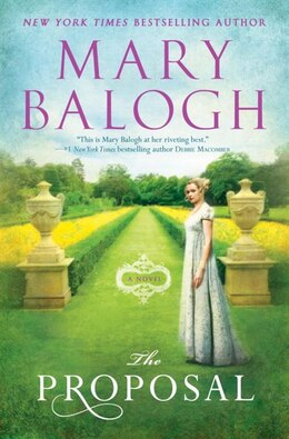 Book The Proposal: A Novel by Mary Balogh