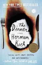 Book The Dinner by Herman Koch