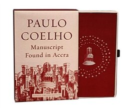 Book Manuscript Found In Accra - Limited Edition by Paulo Coelho