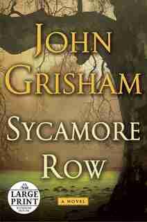 Sycamore Row de John Grisham