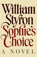 Book Sophie's Choice by William Styron