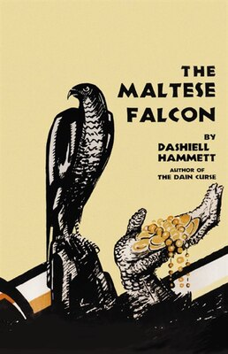 Book The Maltese Falcon by Dashiell Hammett