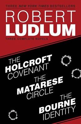 Book Robert Ludlum Omnibus Edition by Robert Ludlum
