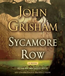 Book Sycamore Row by John Grisham